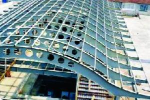 çelik çatı işleri -2
